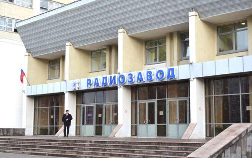 Лифт в Ижевском Радиозаводе
