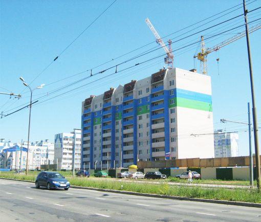 Лифт в доме на И.Закирова, Ижевск